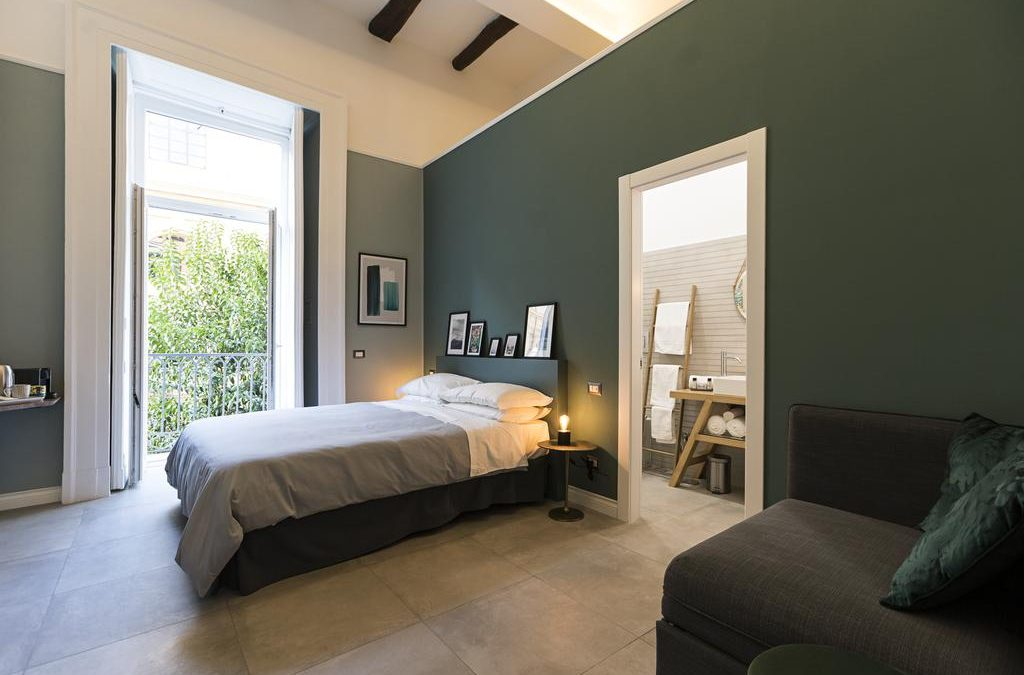 BELLINI SUITE Bed & breakfast NAPOLI