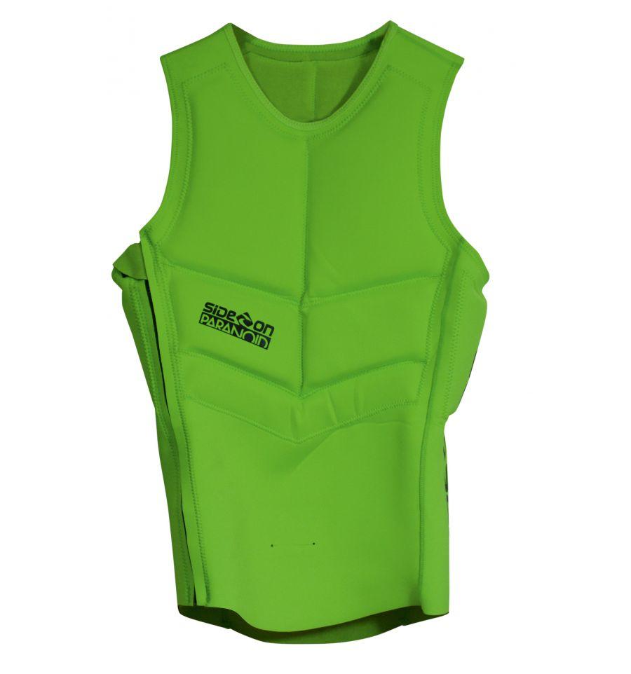 Sideon Impact Vest Full Protection 2019 Nicosurf
