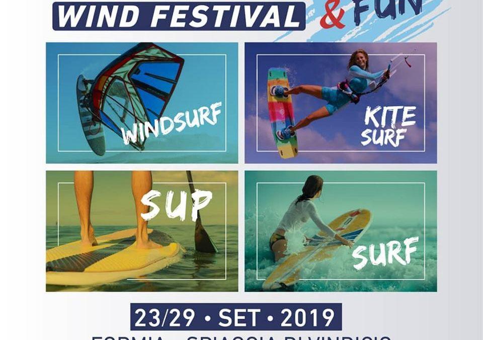FORMIA Wind Festival expo & fun 2019